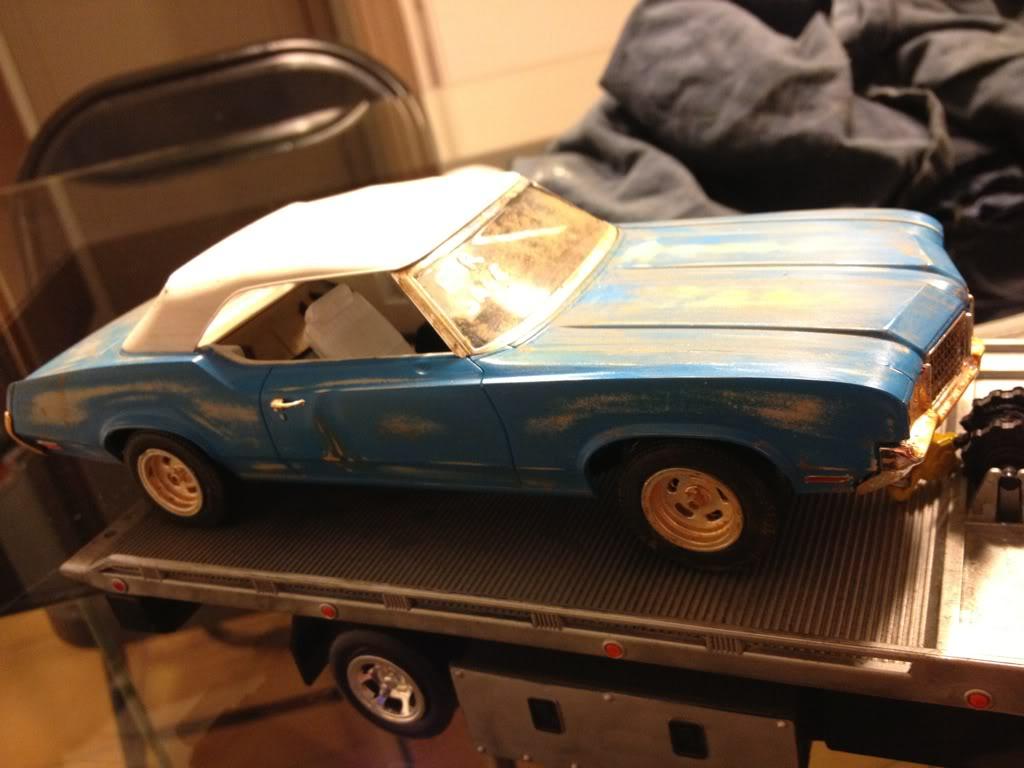 1972 Oldsmobile Cutlass Barn Find 9756c19f
