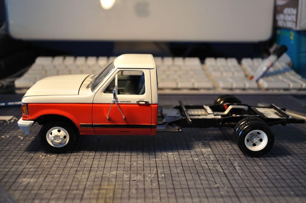 """Ford F250 1990 """"box"""" U-Haul DSC_0011-4"""