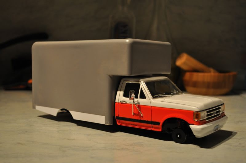 """Ford F250 1990 """"box"""" U-Haul DSC_0019"""