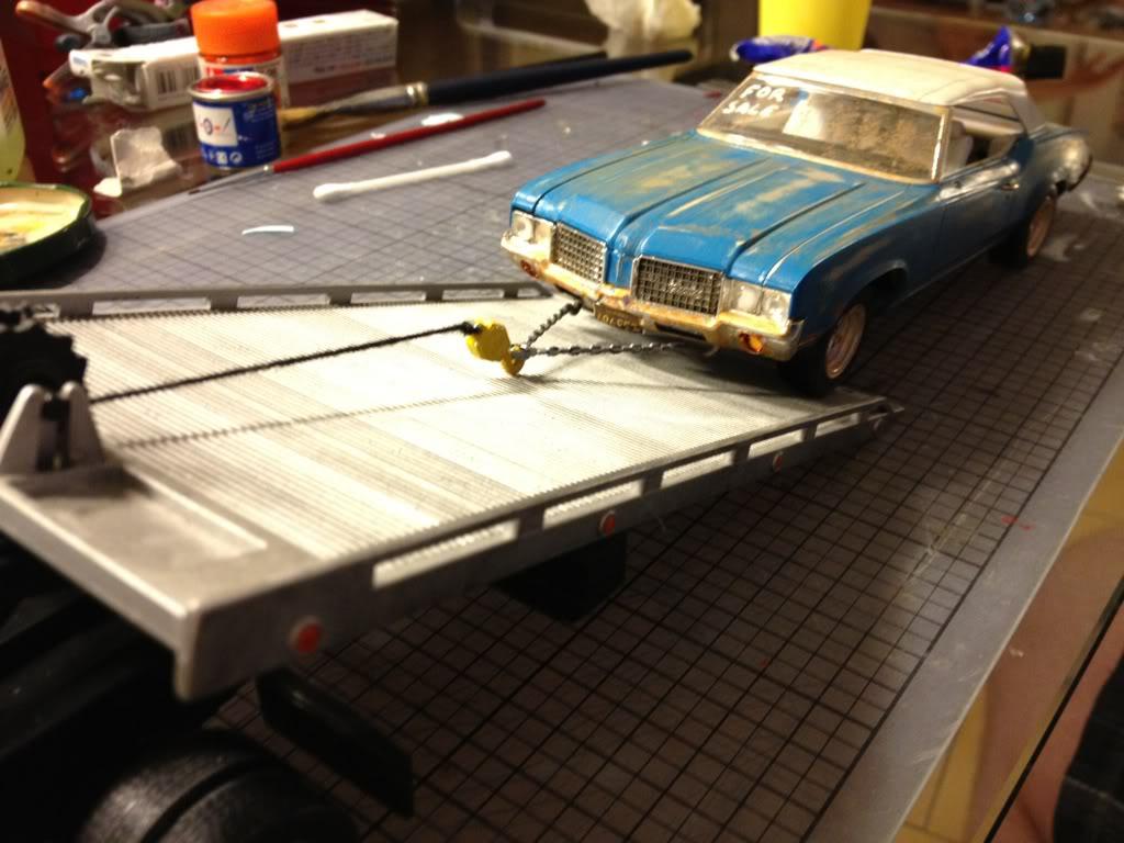 1972 Oldsmobile Cutlass Barn Find B2bf6596