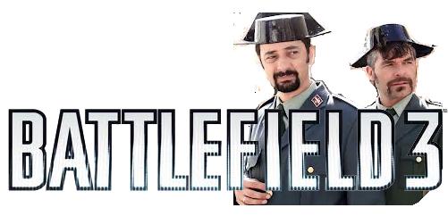 Battlefield 3 ( juego ) Recios