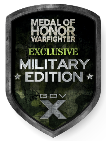 Medal of Honor™ Warfighter  Govx_badge