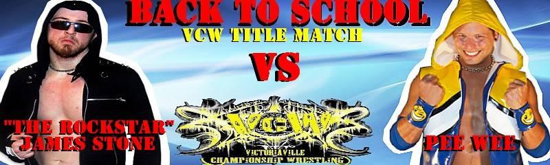 VCW Back to School 19 Septembre Jamespee