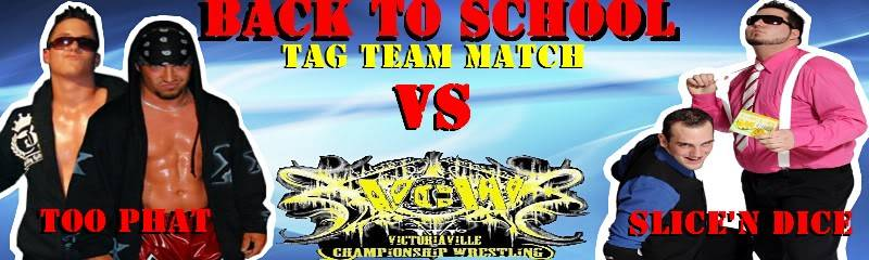 VCW Back to School 19 Septembre Sndtp