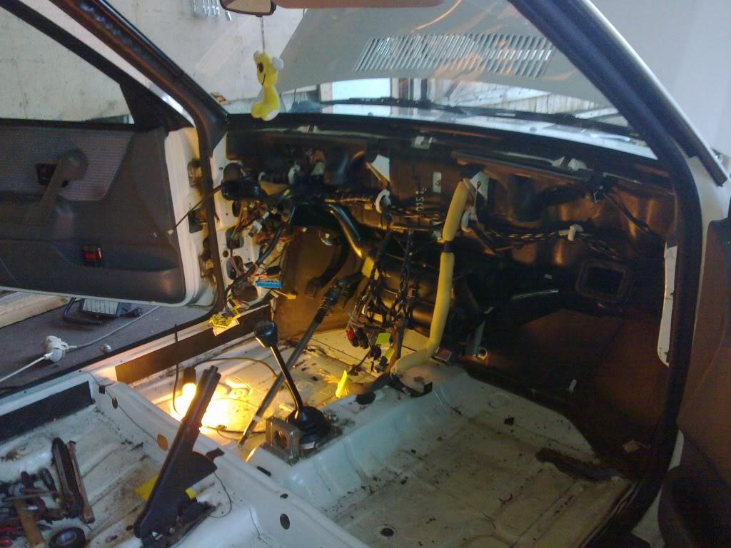 SqualleD - Ford Escort Xr3i -90 RWD bygge (FILM) 20100819341