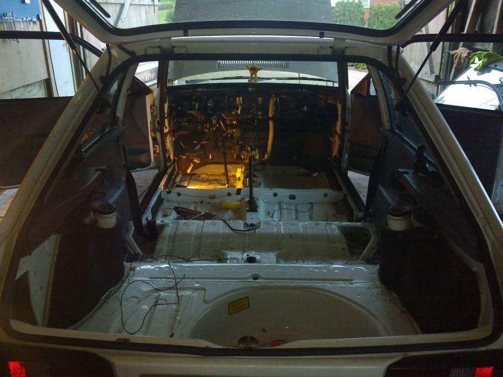 SqualleD - Ford Escort Xr3i -90 RWD bygge (FILM) 20100819345