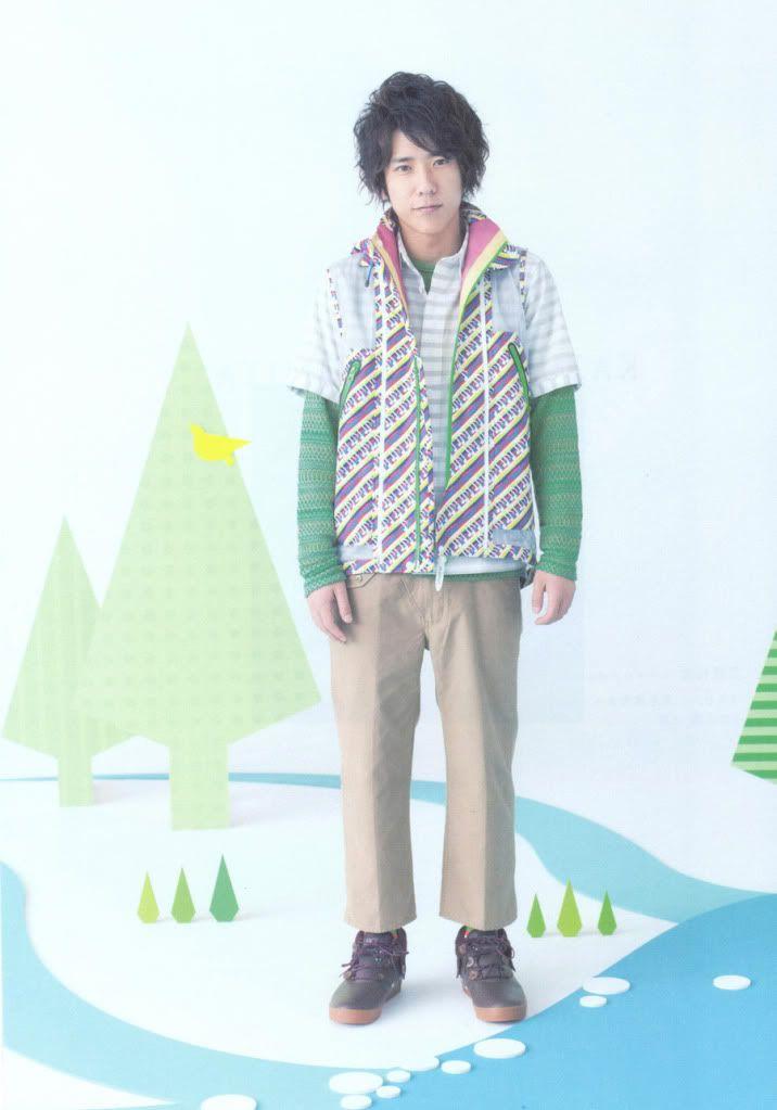 Ninomiya 10-11 tour pamphlet Arashi_10-11_tour_pamphlet_26_runa282