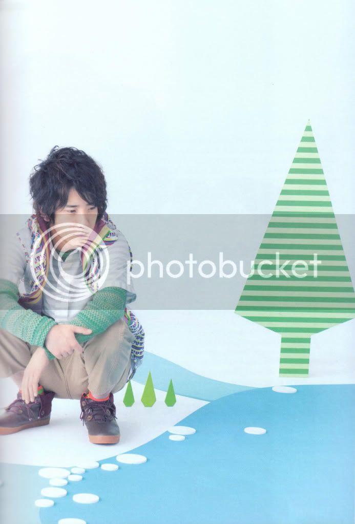 Ninomiya 10-11 tour pamphlet Arashi_10-11_tour_pamphlet_30_runa282