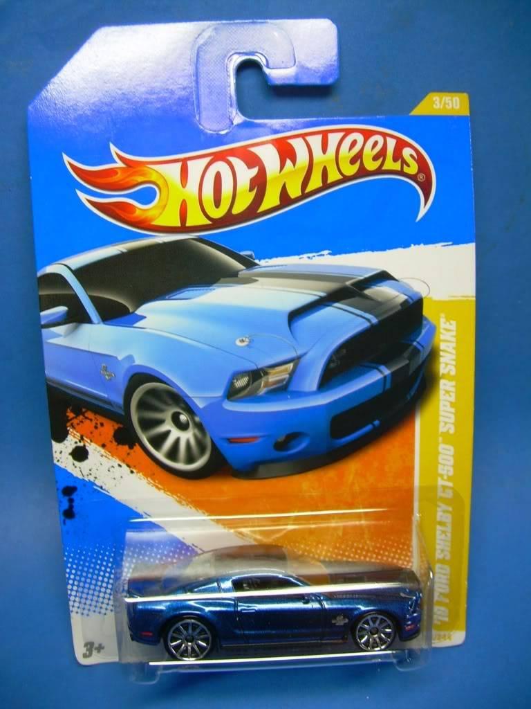 Hot Wheels 2011 2010FordShelbyGT-500SuperSnake001