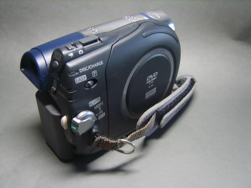 Camara canon dc310 minidv  S8301360