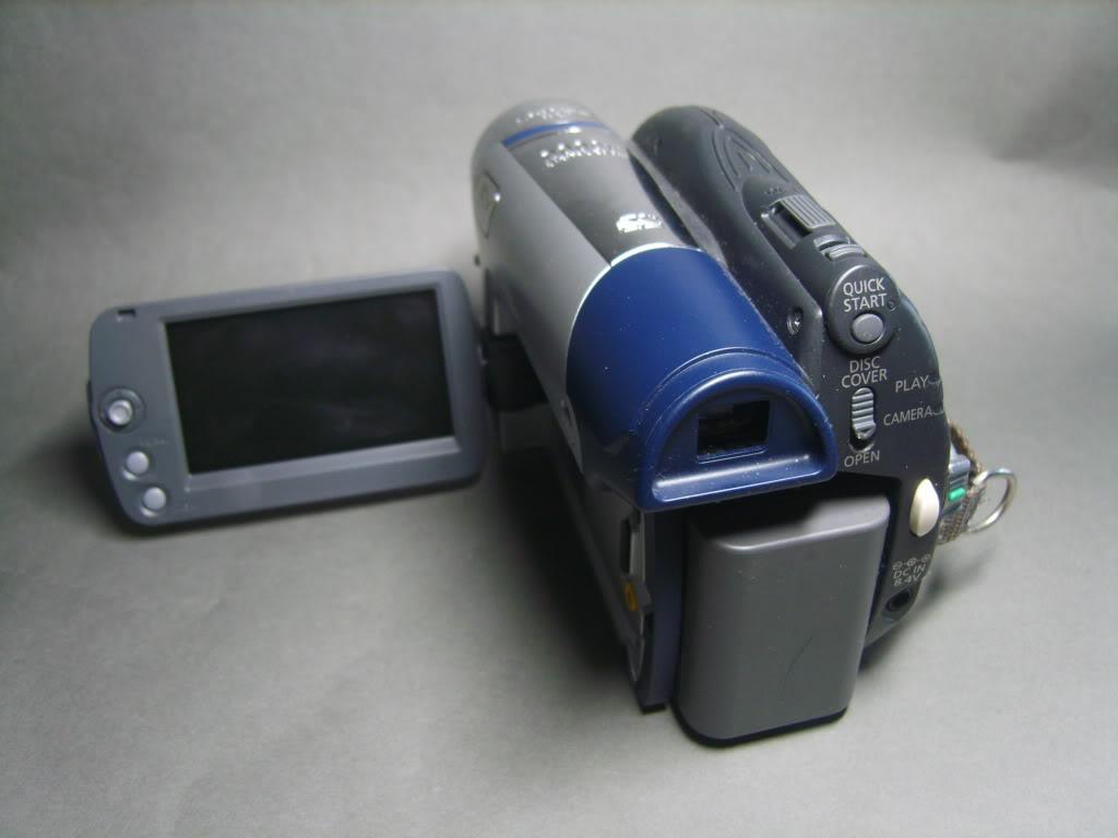 Camara canon dc310 minidv  S8301361