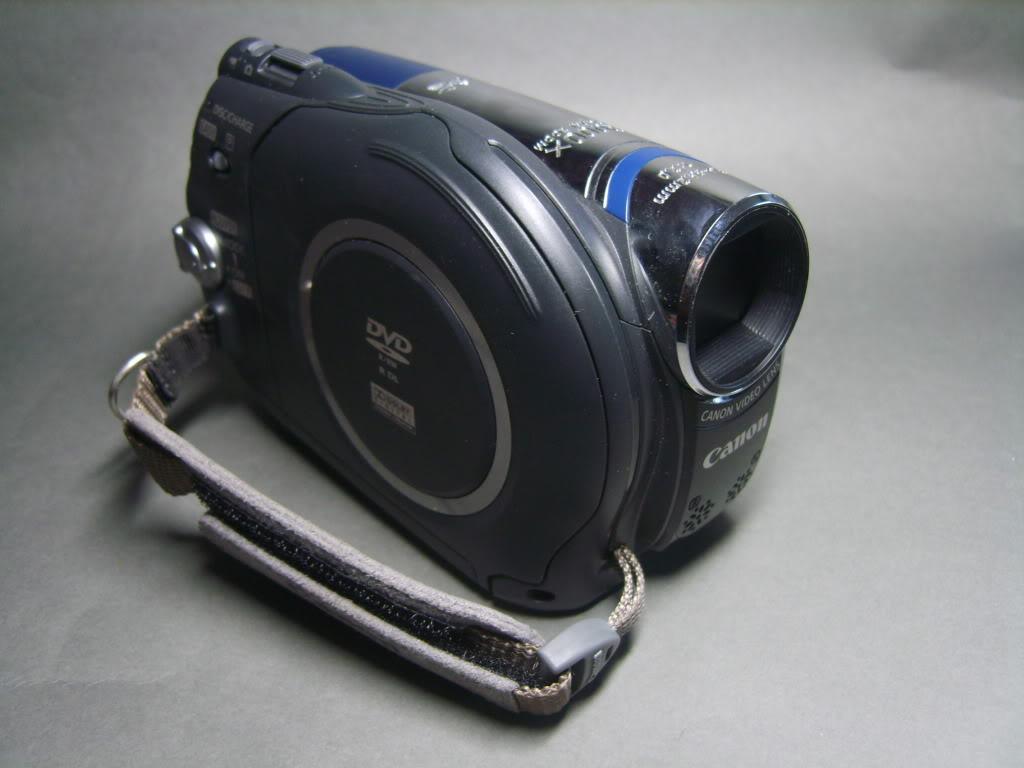 Camara canon dc310 minidv  S8301363