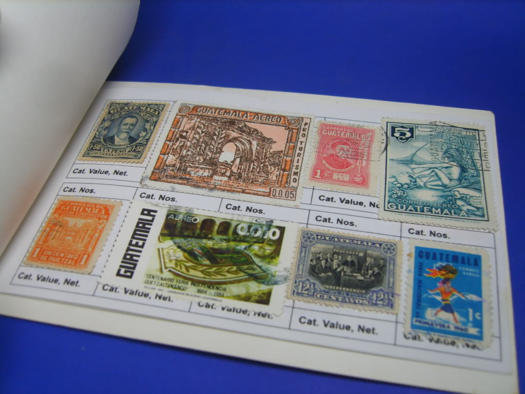 Postales y estampillas S8300612
