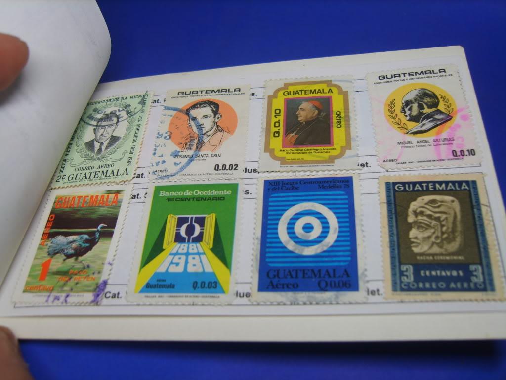 Postales y estampillas S8300615