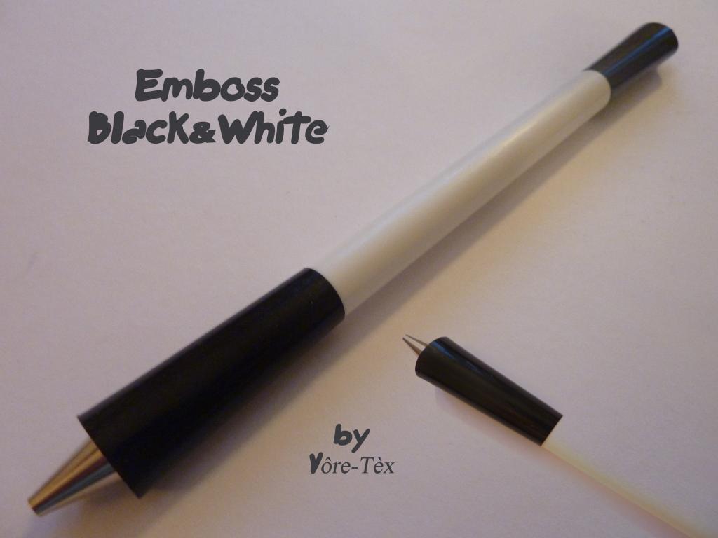 [Galerie] V-T Embossblackwhite