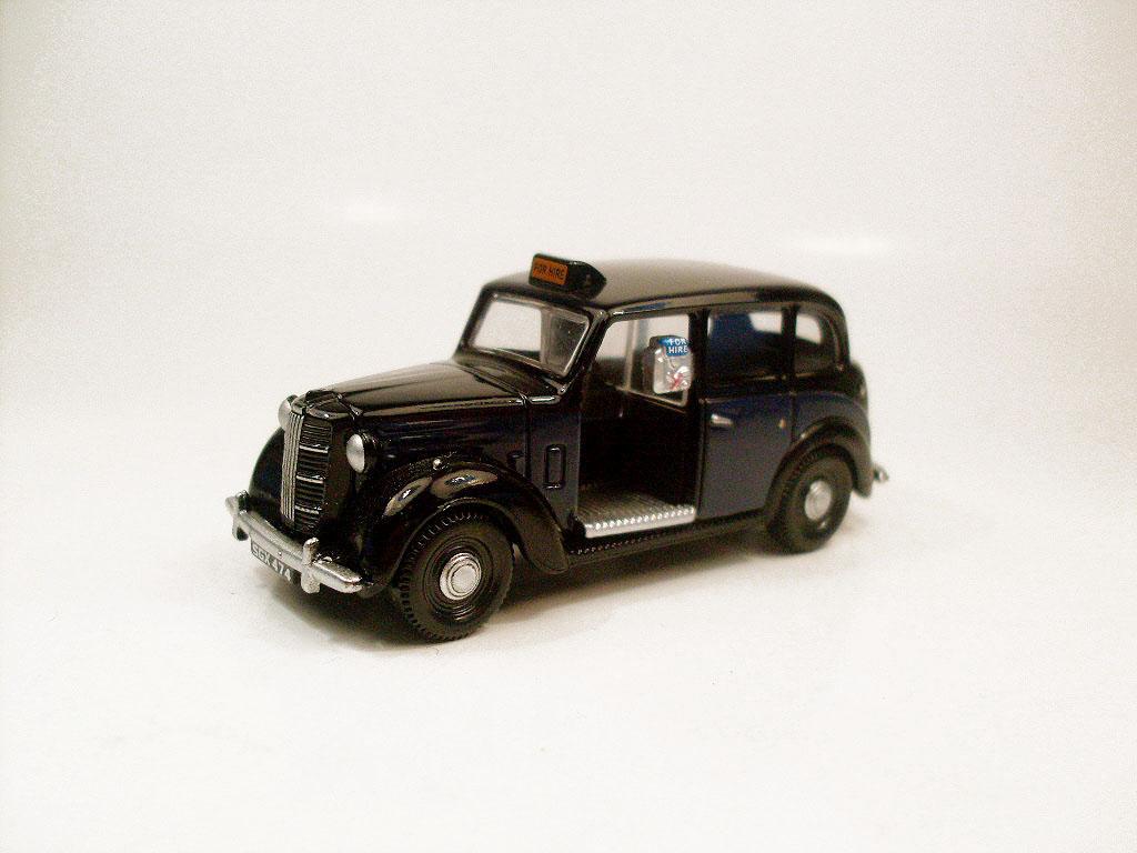 El taxi inglés SDC19644