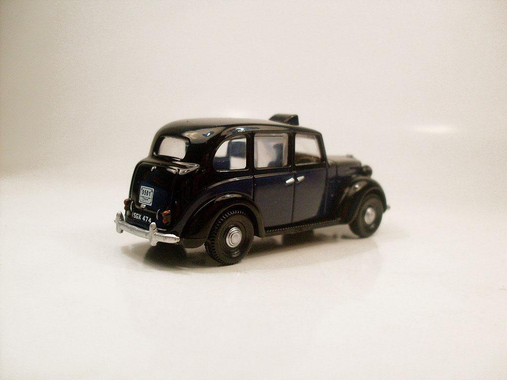 El taxi inglés SDC19647