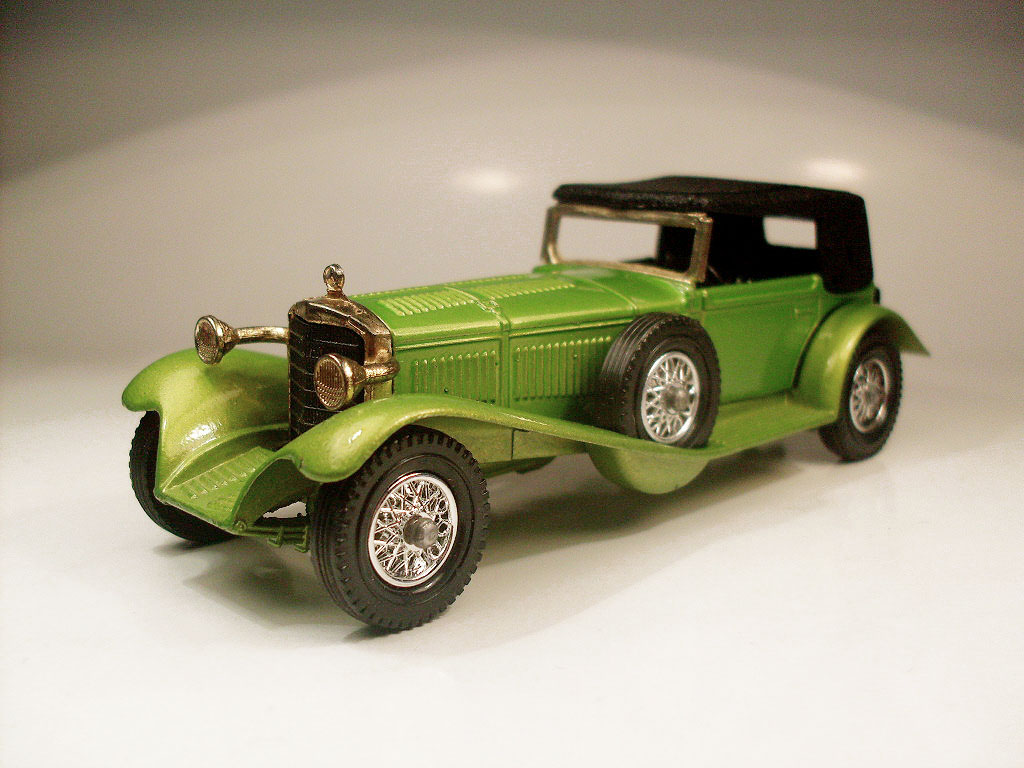 Matchbox Yesteryear SDC19303