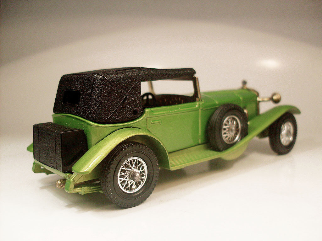 Matchbox Yesteryear SDC19304