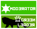 Moderator/Green Clan Leader
