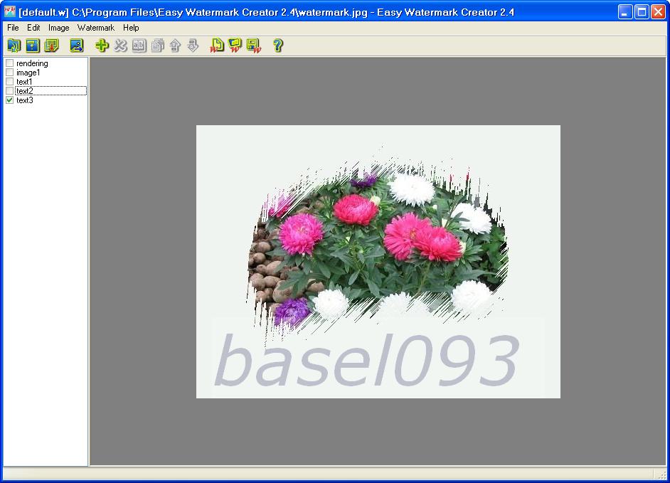 برنامج Easy Watermark Creator v2.4 2009-12-06_171923