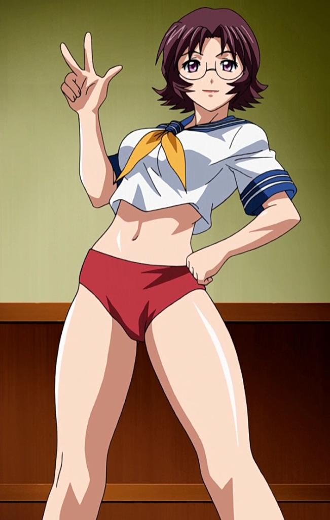 """Junko """"Diao-chan"""" Higurashi Ikkimom4"""