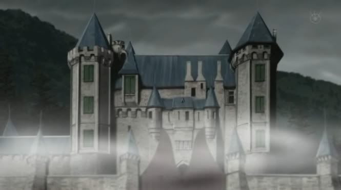 Castelo de Daemon Ocidental