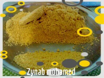 بالصور / طريقة تحضير الكسكسي الليبى   200810182436-001