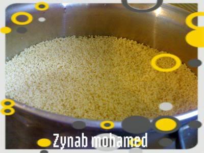 بالصور / طريقة تحضير الكسكسي الليبى   200810182505-001