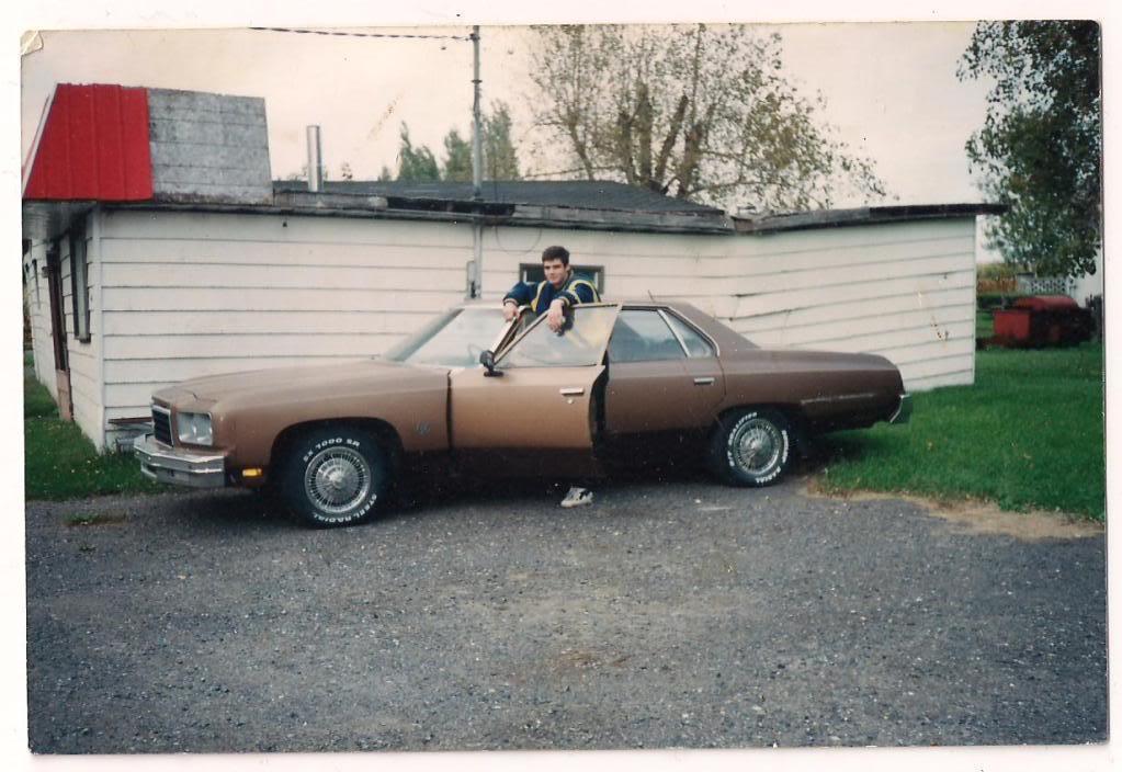 Plusieurs photos : Chevrolet Bel Air ...de 1961 à 1981 Photo259