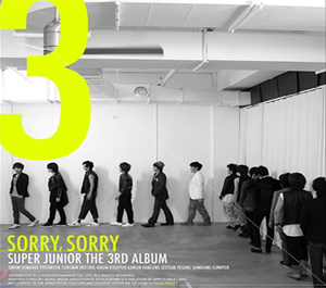 Super Junior~ Sorrysorry