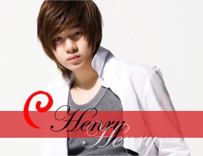 Super Junior~ Henry