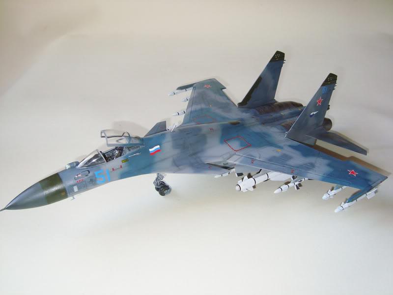 Academy 1/48 SU-35 Super Flanker Academy1_48SU-35SuperFlanker01r
