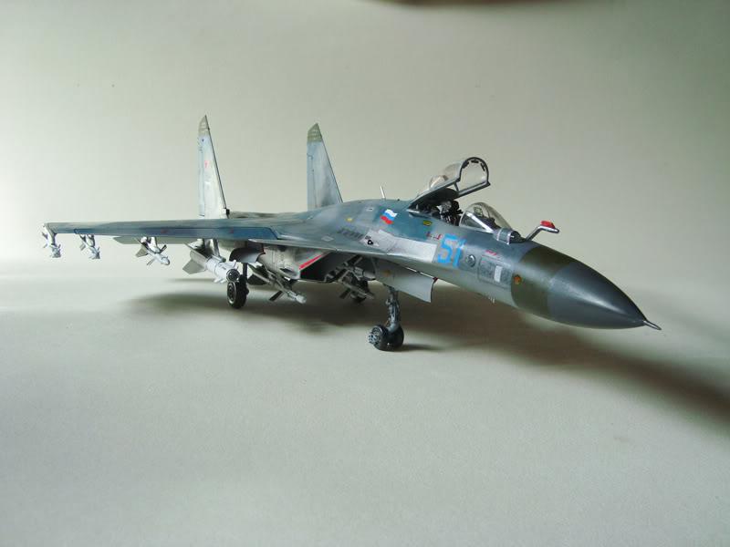 Academy 1/48 SU-35 Super Flanker Academy1_48SU-35SuperFlanker07r