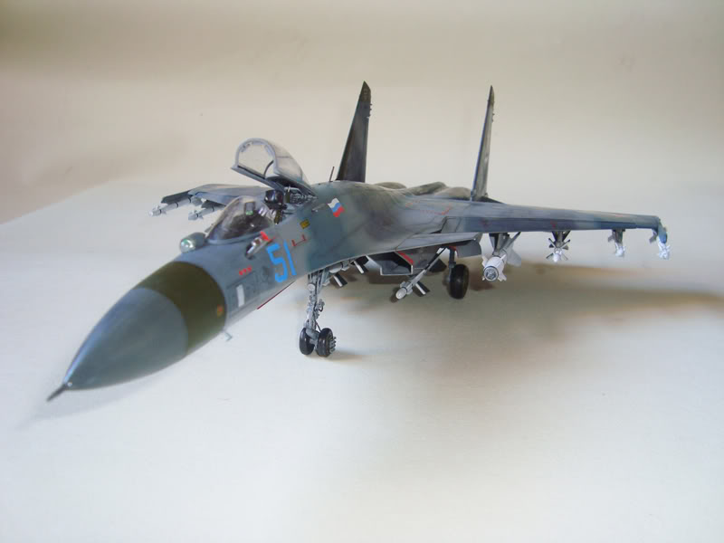 Academy 1/48 SU-35 Super Flanker Academy1_48SU-35SuperFlanker12r