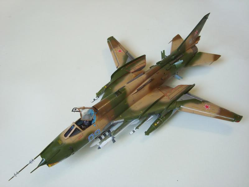 Eduard 1/48 SU-22 M4 EduardSU-22M414801r