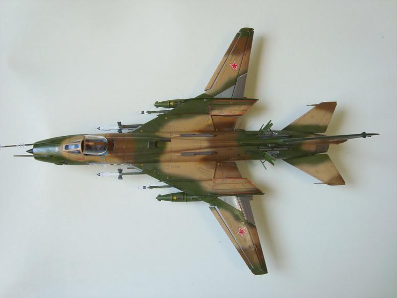 Eduard 1/48 SU-22 M4 EduardSU-22M414803r