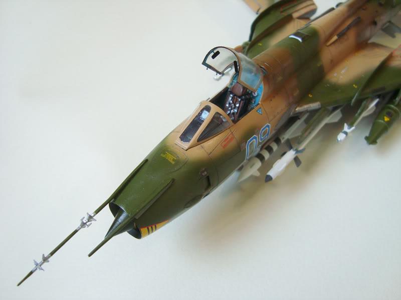 Eduard 1/48 SU-22 M4 EduardSU-22M414804r