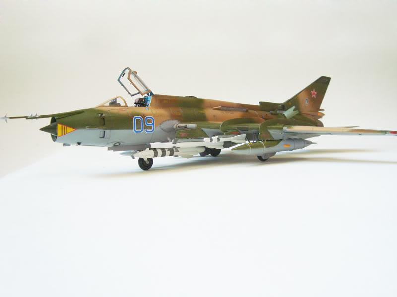 Eduard 1/48 SU-22 M4 EduardSU-22M414809r