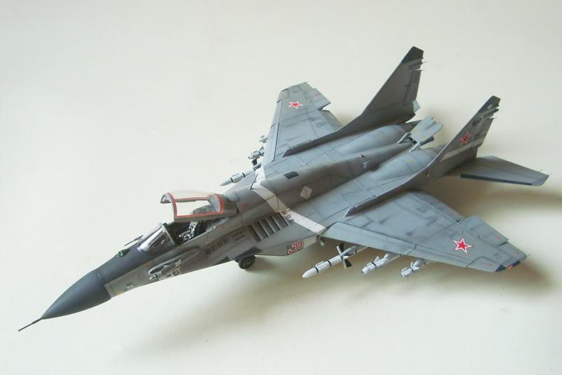 Mig-29 SMT Academy 1/48 Mig-29SMTAcademy1_4801r