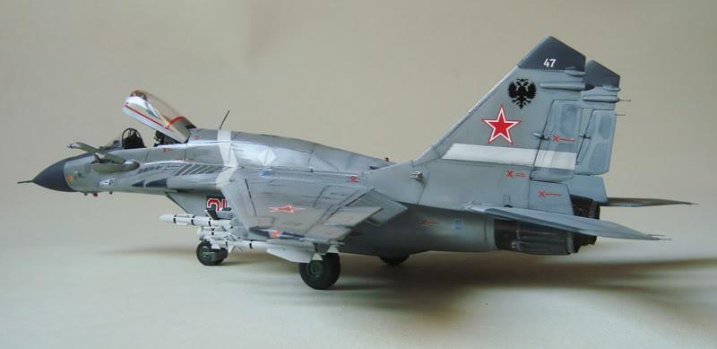 Mig-29 SMT Academy 1/48 Mig-29SMTAcademy1_4802r