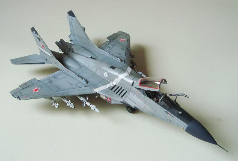 Mig-29 SMT Academy 1/48 Mig-29SMTAcademy1_4805r