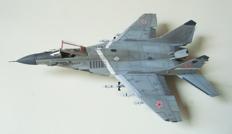 Mig-29 SMT Academy 1/48 Mig-29SMTAcademy1_4808r