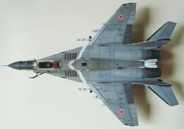 Mig-29 SMT Academy 1/48 Mig-29SMTAcademy1_4809r