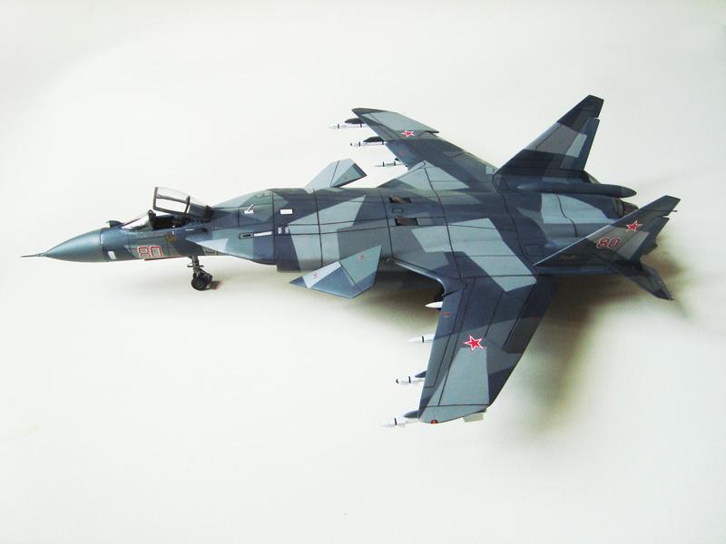SU-47 Berkut 1/48 SU-4703r