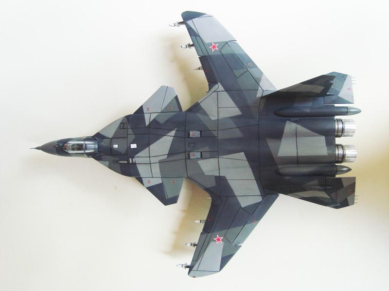 SU-47 Berkut 1/48 SU-4706r