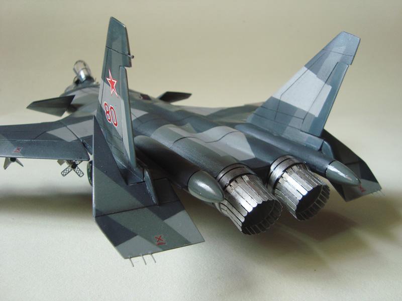 SU-47 Berkut 1/48 SU-4710r
