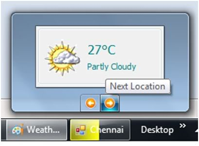 خطوة خطوة لانشاء تطبيق بيسط لجلب بيانات حالة الطقس للدول بإستخدام Yahoo Weather API 8022010Chennai_NextLocation