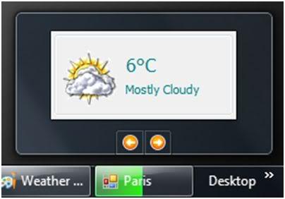 خطوة خطوة لانشاء تطبيق بيسط لجلب بيانات حالة الطقس للدول بإستخدام Yahoo Weather API 8022010Paris