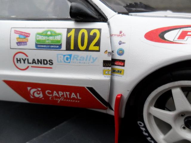 1/18 Corolla WRC Donnelly Circuit of Ireland 2012 SAM_0936